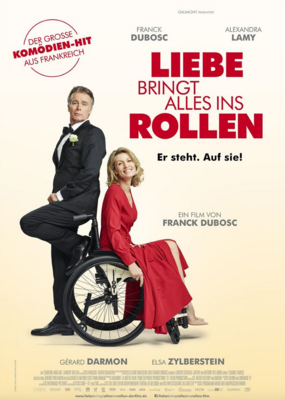 Rolling to You - Poster - Germany