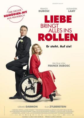 Sobre ruedas - Poster - Germany