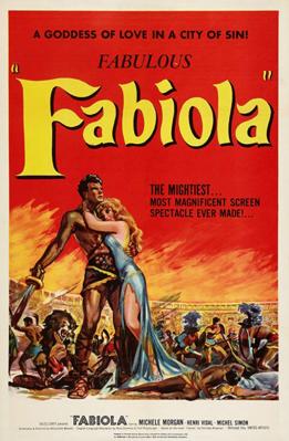 Fabiola - Poster - USA