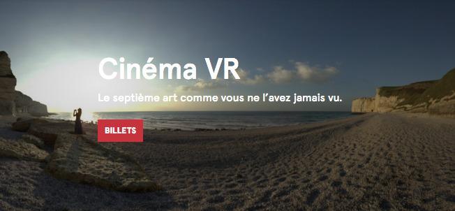 Le Centre Phi inaugure son cinéma VR avec un focus consacré à la France