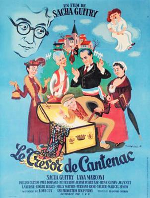 The Treasure of Cantenac