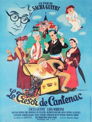 The Treasure of Cantenac