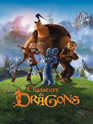 Chasseurs de dragons - Poster - France