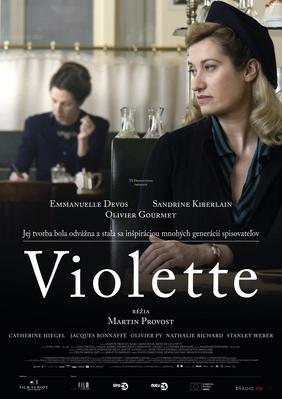 Violette - Poster - Slovakia