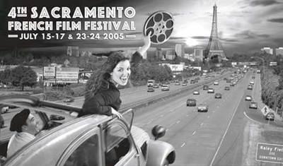 Festival du film français de Sacramento - 2005