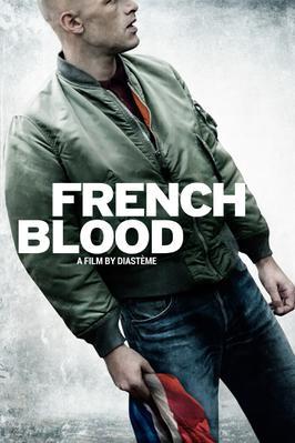 French Blood - Poster - EN