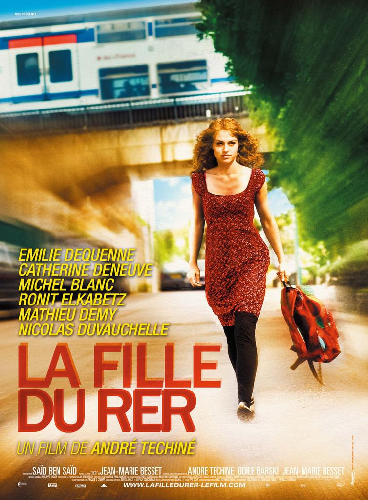 la fille du rer 2008 unifrance films. Black Bedroom Furniture Sets. Home Design Ideas
