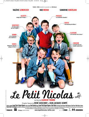 Little Nicholas - Poster - France - © Wild Bunch Distribution