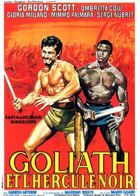 Arrow of the Avenger/Goliath and the Rebel Slave