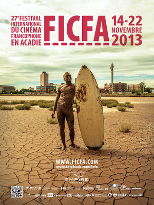 Festival de Cine Francófono en Acadia de Moncton (Ficfa)   - 2013