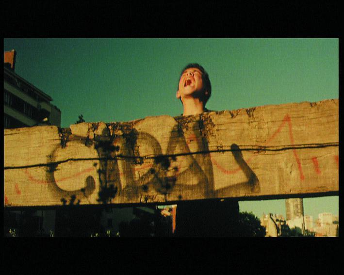 Tournée court-métrage français - Universités américaines - 2002