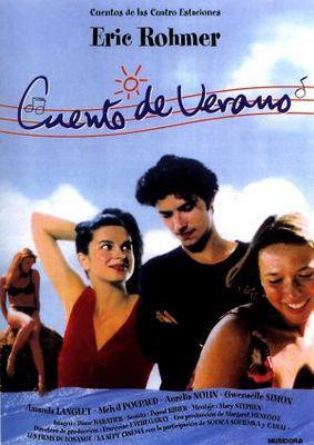 Conte d'été - Poster Espagne