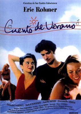 Cuento de verano - Poster Espagne