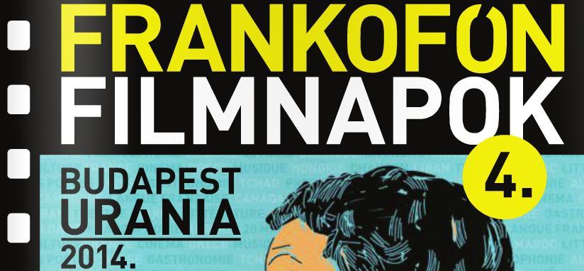 Cuartas  Jornadas de Cine Francófono de Budapest