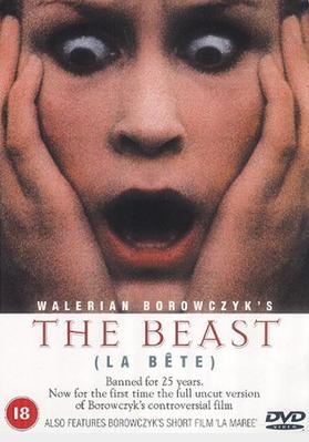 La Bête - DVD Royaume-Uni