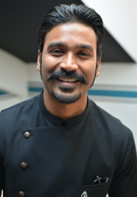 2018 Cannes Film Festival Portfolio - Dhanush pour le India Day UniFrance - © Veeren/BestImage/UniFrance