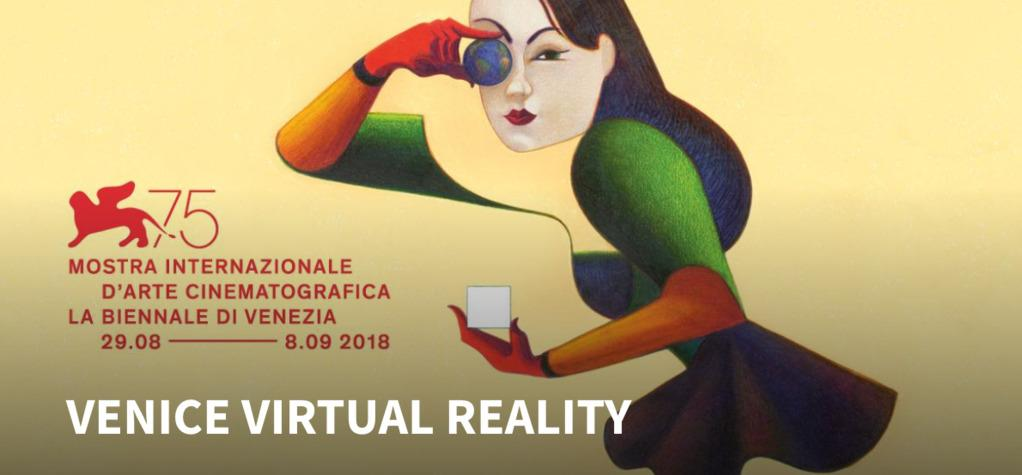 Prominent presence for French works at Venice VR