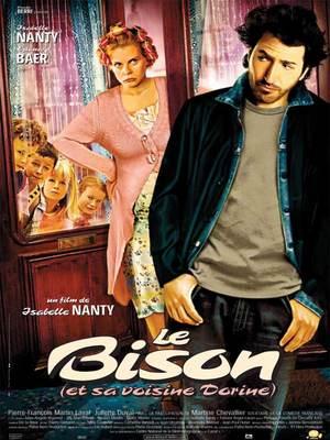 Le Bison & His Neighbor Dorine