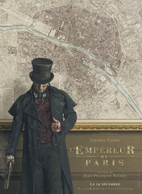 L'Empereur de Paris - Affiche teaser