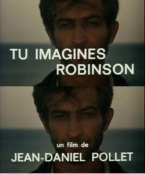Can you imagine, Robinson