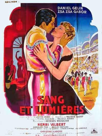 Beauty and the Bullfighter / Love in a Hot Climate