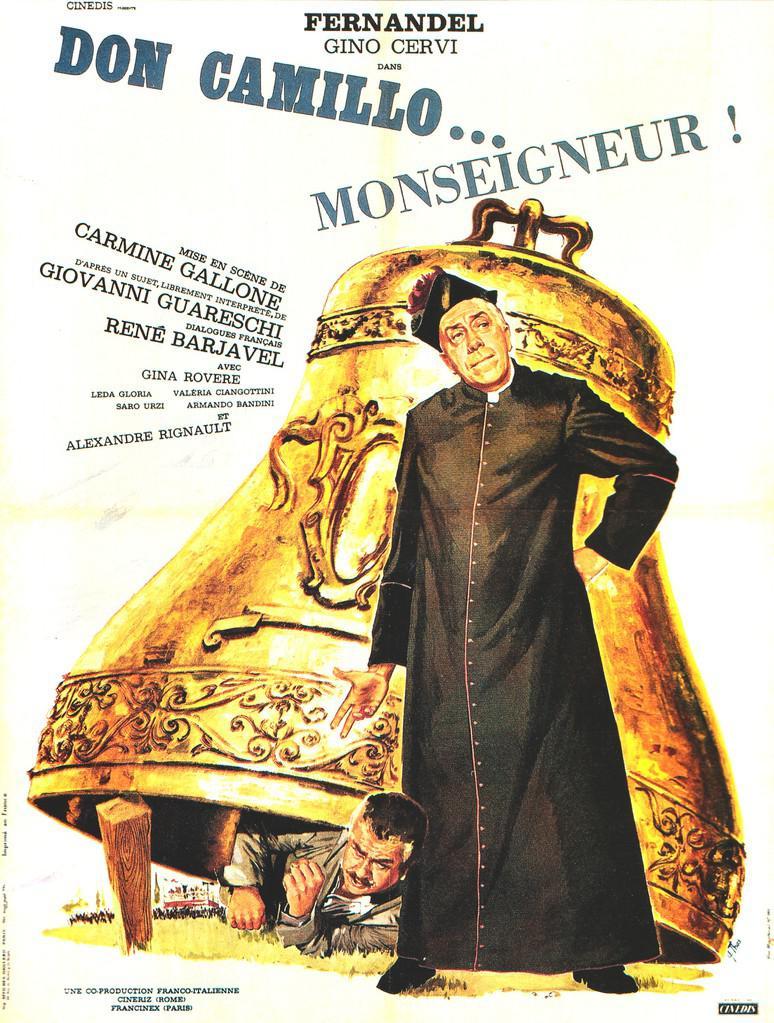 Don Camillo... Monseigneur !