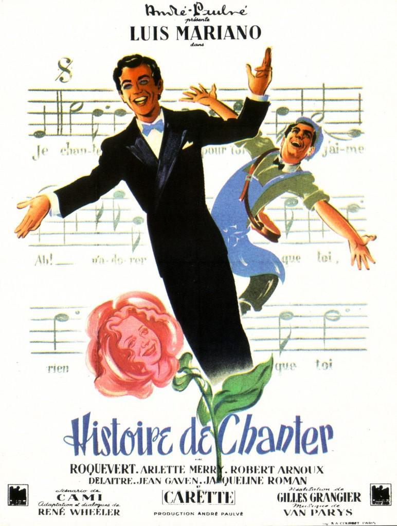 Histoire de chanter