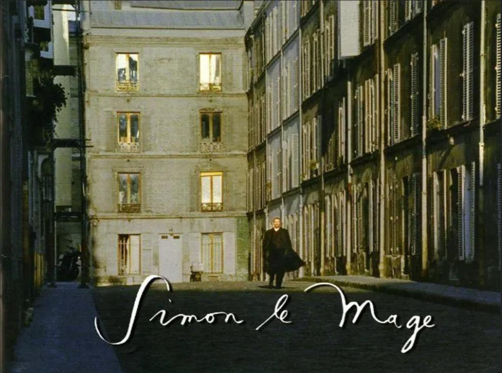 Simon le Mage