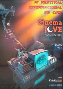 Cinema Jove - Festival Internacional de Cine de Valencia - 2003