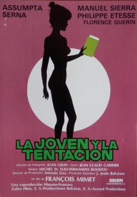 La Jeune Fille et l'enfer - Poster Espagne