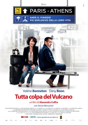 The Volcano - Poster - Italy