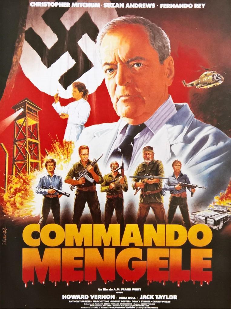 L'Ange de la mort / Commando Mengele