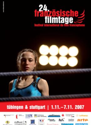Festival international du film francophone de Tübingen | Stuttgart - 2007