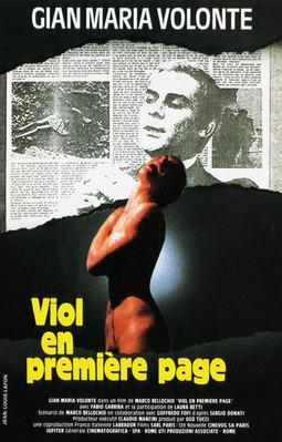 Noticias de una violación en primera página - Jaquette DVD - France