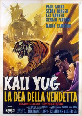 Kali-Yug, déesse de la vengeance - Poster - Italie