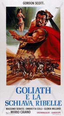 Goliath y la esclava rebelde