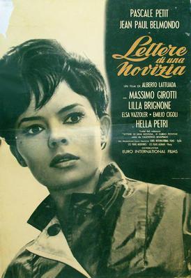 La Novice - Poster - Italie