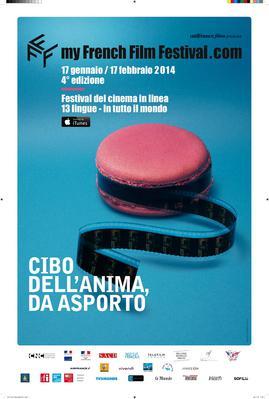 フレンチ・フィルムを召し上がれ - Affiche - Italie