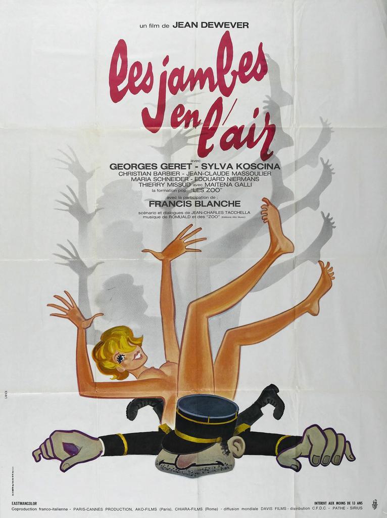 Les Jambes en l'air (César Grandblaise)
