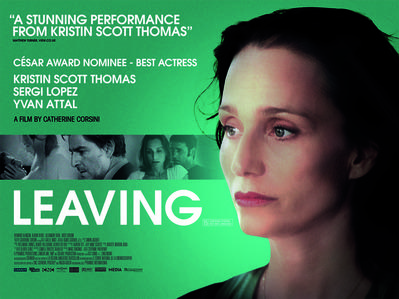 Leaving - Affiche UK