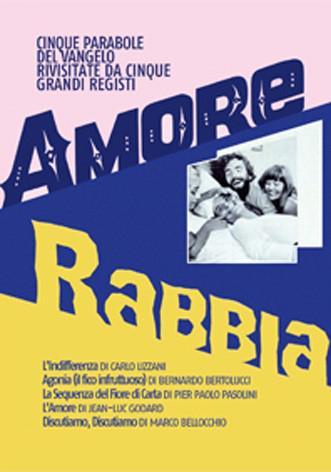 Rochelle Barbini - POster France