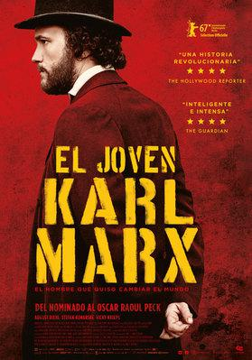 Le Jeune Karl Marx - Poster - Colombia