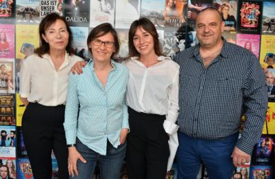 2018 Cannes Film Festival Portfolio - Anne Alix et Lola Dueñas pour 'Il se passe quelque chose' - © Veeren/BestImage/UniFrance
