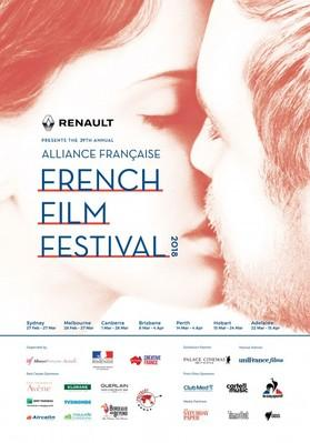 The Alliance Française French Film Festival (Australie) - 2018