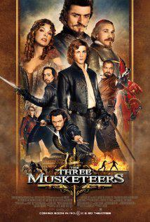 The Three Musketeers - Poster - USA