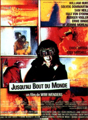 Until the End of the World - Poster - France