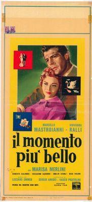 Le Moment le plus beau - Poster - Italy