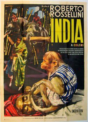 India - Poster - Italy