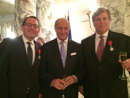 Founders of Sony Classics receive the Legion of Honor