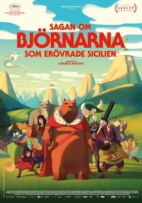 La Fameuse Invasion des ours en Sicile - Sweden